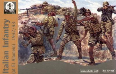 016 - Italian WWII Infantry El Alamein