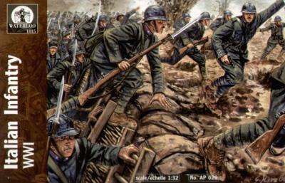 029 - Italian Infantry WWI