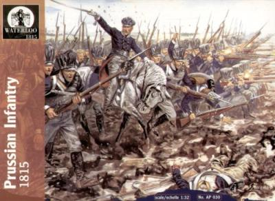 030 - Prussian Infantry 1815