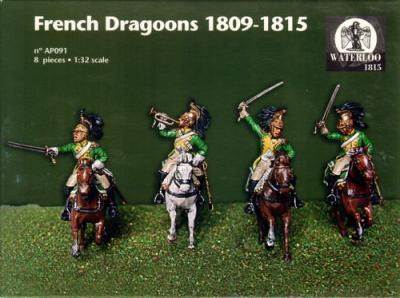 091 - French Dragoons
