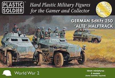 WW2V15028 - German SdKfz 250
