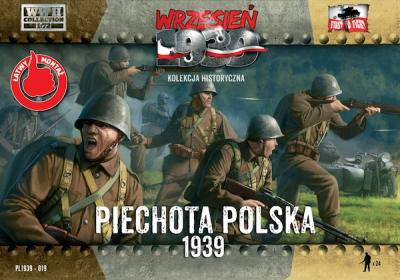 WWH019 - Polish Infantry 1939 1/72