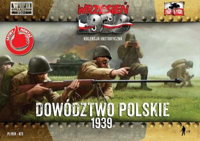 WWH023 - Polish Headquarters 1/72