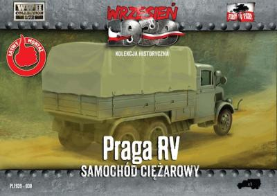 WWH030 - Praga RV truck 1939 1/72