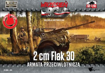 WWH035 - Flak-30 anti-aircraft guns (2 in a box) 1/72