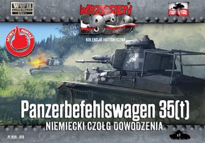 WWH039 - Panzerbefehlswagen 35(t) 1/72