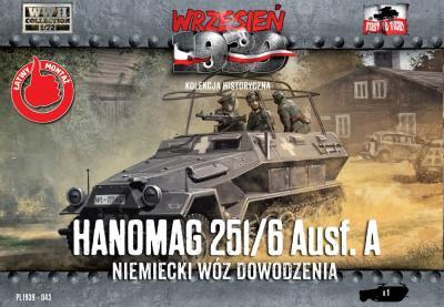 WWH043 - Sd.Kfz.251/6 Ausf.A 1/72