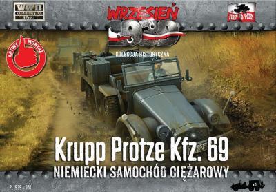 WWH051 Krupp-Protze Kfz.69 1/72