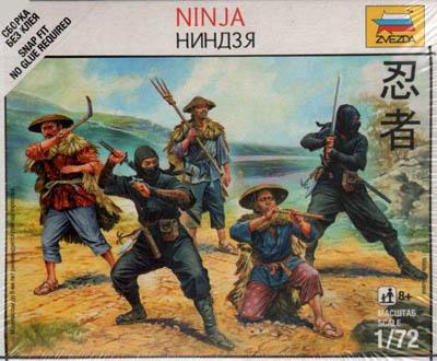 6406 - Ninja 1/72