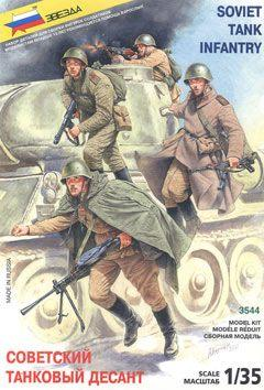 35044 - Soviet tank infantry