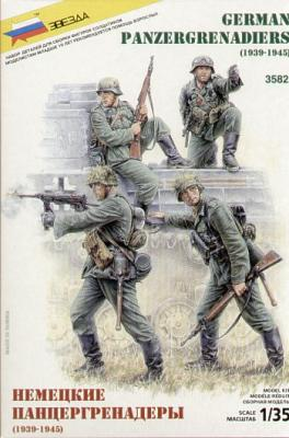 35082 - German (WWII) Panzergrenadiers