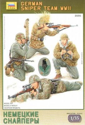 35095 - German (WWII) Sniper Crew