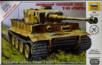 5010 - Pz.Kpfw.V Ausf.D Panther Ausf.D 1/72