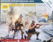 6163 - Romanian Infantry 1939-1945 1/72