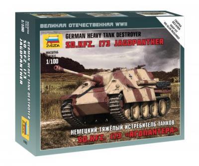 6183 - JagdPanther Sd.Kfz.173 1/100