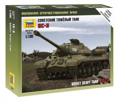 6194 - Soviet Heavy Tank IS-3 1/100