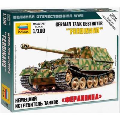 6195 - Sd.Kfz.184 Ferdinand 1/100