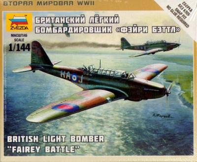 6218 - Fairey Battle 1/144