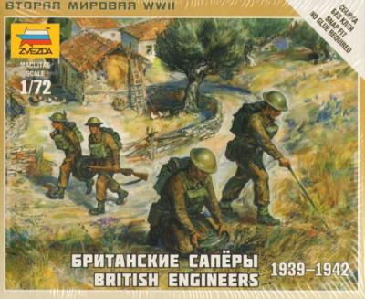 6219 - British Engineers