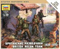6226 - British Recon Team 1/72