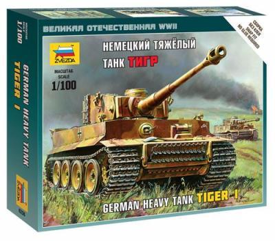 6256 - Pz.Kpfw.VI Tiger 1 1/100