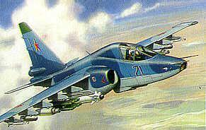 7217 - Sukhoi Su-39 1/72