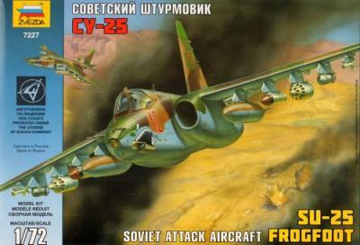7227 - Sukhoi Su-25 1/72