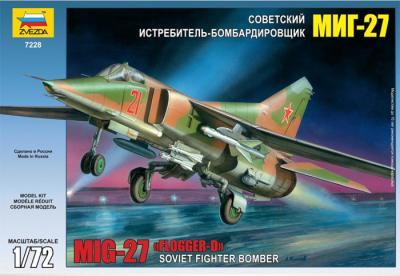 7228 - Mikoyan MiG-27 1/72