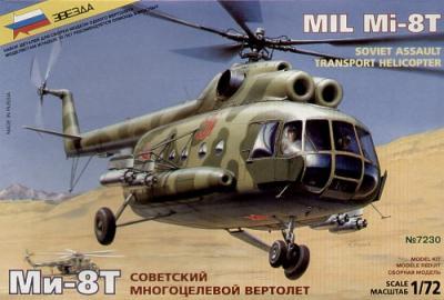 7230 - Mil Mi-8T 1/72