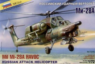7246 - Mil Mi-28A 1/72