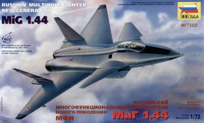 7252 - Mikoyan MiG-1.44 1/72