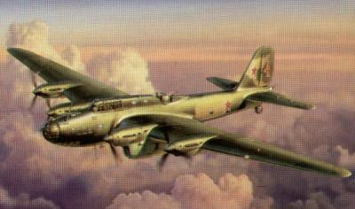 7264 - Petlyakov Pe-8 [Tupolev TB-7] 1/72