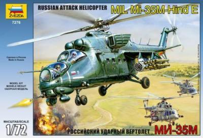 7276 - Mil Mi-35M Hind 1/72