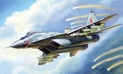 7278 - Mikoyan MiG-29S (9-13) 1/72