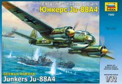 7282 - Junkers Ju 88A-4 1/72