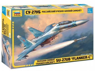 7294 - Sukhoi Su-27B Flanker 1/72