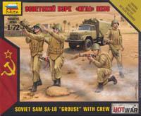 7412 - Soviet SAM SA-18 'Grouse' 1/72