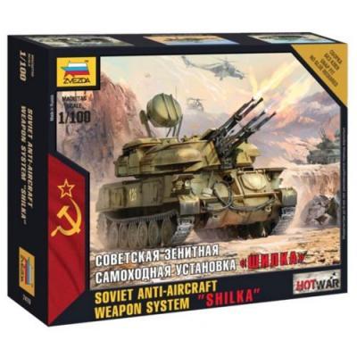 7419 - Shilka AA Tank 1/100