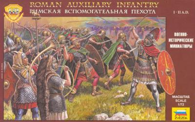 8052 - Auxiliaires romains 1/72