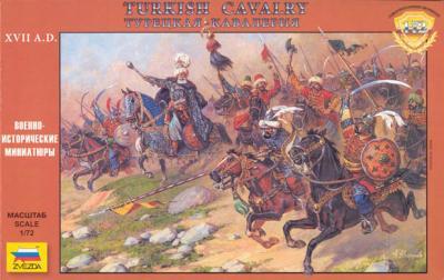 8054 - Cavalerie turque 1/72