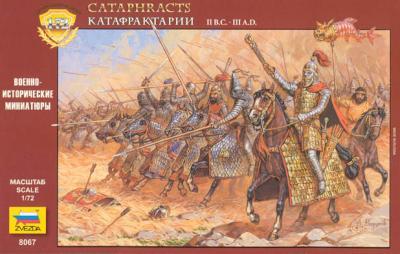 8067 - Cataphractes 1/72