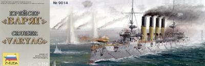 9014 - Varyag Russian Cruiser 1/350